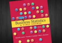 Business Statistics: A First Course, 6/e