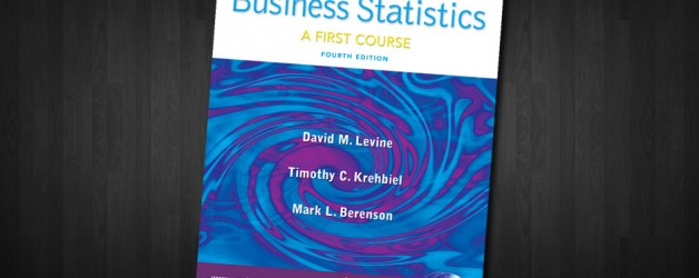 Business Statistics: A First Course, 4/e