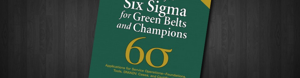 Design for Six Sigma for Green Belts & Champions