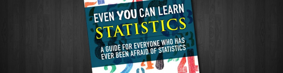 Even You Can Learn Statistics, 2/e